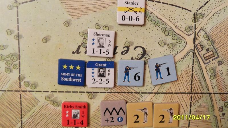 """CR: US Civil War de GMT  """"Campaign Game""""  - Page 2 Sam_2632"""