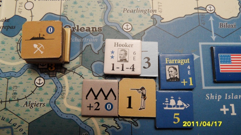 """CR: US Civil War de GMT  """"Campaign Game""""  - Page 2 Sam_2635"""