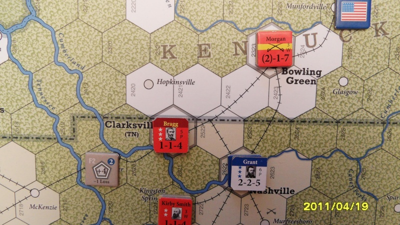 """CR: US Civil War de GMT  """"Campaign Game""""  - Page 2 Sam_2637"""
