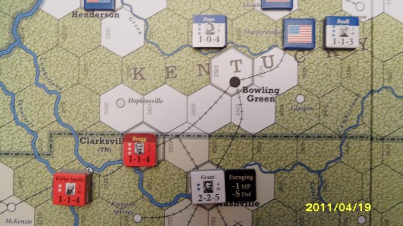 """CR: US Civil War de GMT  """"Campaign Game""""  - Page 2 Sam_2638"""