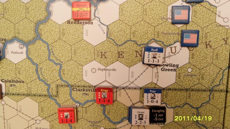 """CR: US Civil War de GMT  """"Campaign Game""""  - Page 2 Sam_2639"""