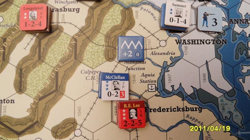"""CR: US Civil War de GMT  """"Campaign Game""""  - Page 2 Sam_2641"""