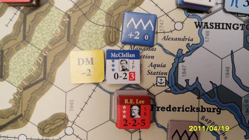 """CR: US Civil War de GMT  """"Campaign Game""""  - Page 2 Sam_2643"""