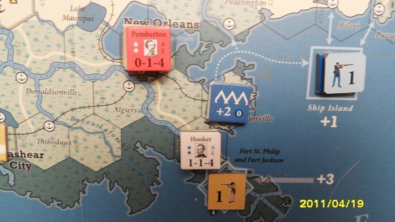 """CR: US Civil War de GMT  """"Campaign Game""""  - Page 2 Sam_2645"""