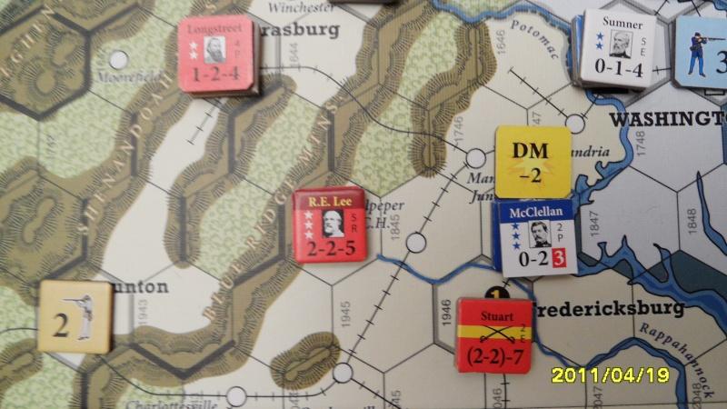 """CR: US Civil War de GMT  """"Campaign Game""""  - Page 2 Sam_2647"""