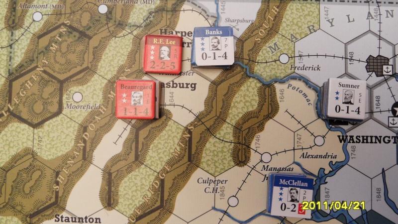 """CR: US Civil War de GMT  """"Campaign Game""""  - Page 2 Sam_2651"""