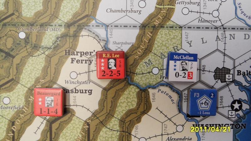 """CR: US Civil War de GMT  """"Campaign Game""""  - Page 2 Sam_2654"""