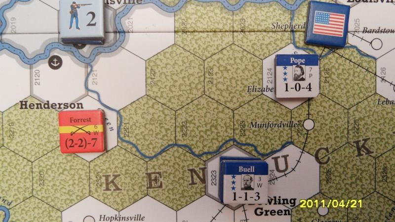 """CR: US Civil War de GMT  """"Campaign Game""""  - Page 2 Sam_2655"""