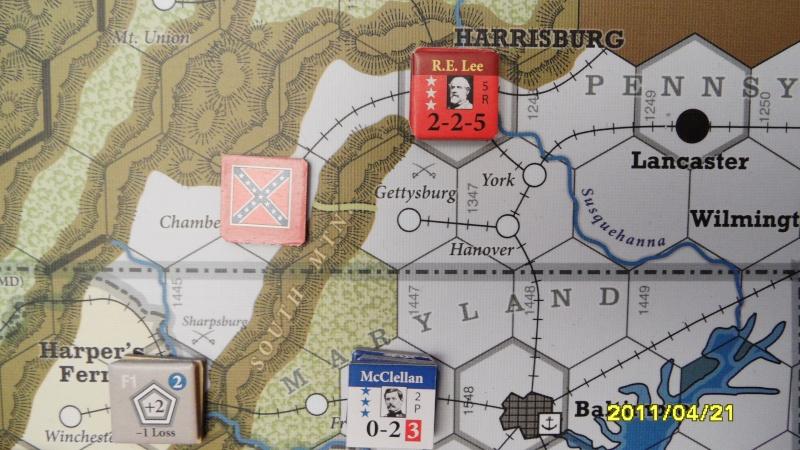 """CR: US Civil War de GMT  """"Campaign Game""""  - Page 2 Sam_2656"""