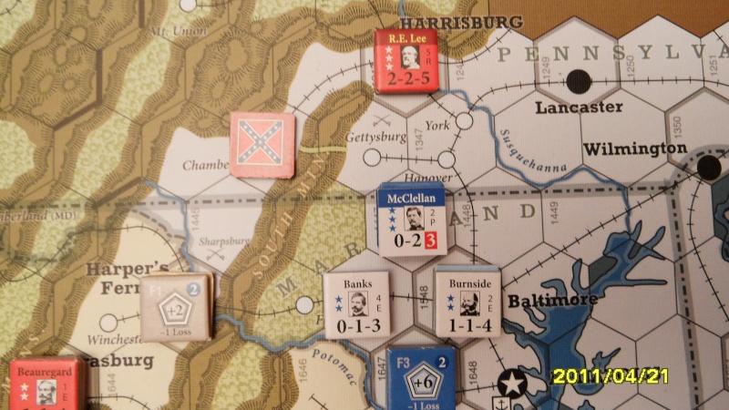 """CR: US Civil War de GMT  """"Campaign Game""""  - Page 2 Sam_2657"""