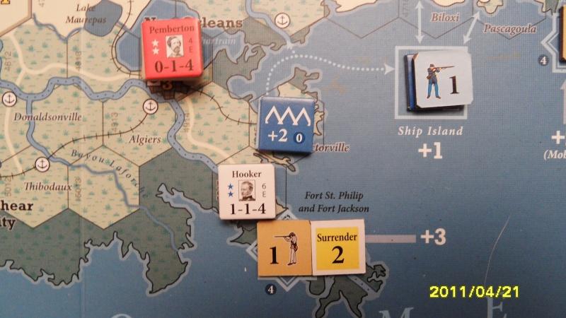 """CR: US Civil War de GMT  """"Campaign Game""""  - Page 2 Sam_2658"""