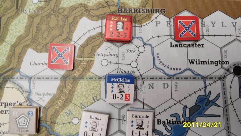 """CR: US Civil War de GMT  """"Campaign Game""""  - Page 2 Sam_2662"""