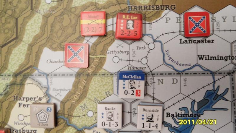 """CR: US Civil War de GMT  """"Campaign Game""""  - Page 2 Sam_2663"""