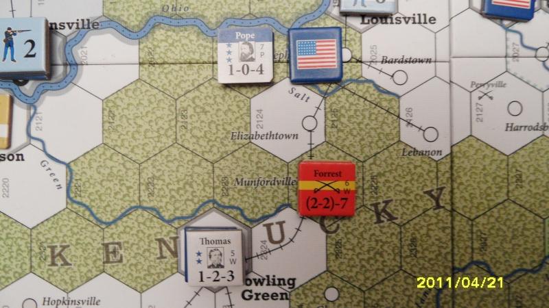 """CR: US Civil War de GMT  """"Campaign Game""""  - Page 2 Sam_2664"""