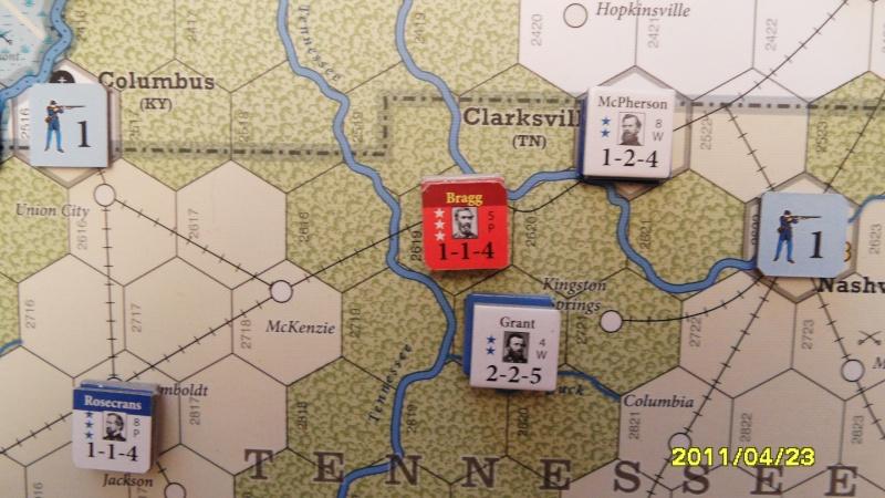 """CR: US Civil War de GMT  """"Campaign Game""""  - Page 2 Sam_2666"""