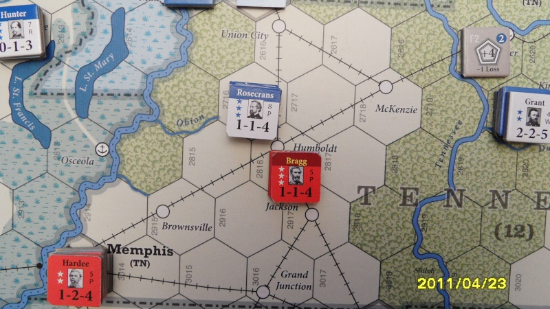 """CR: US Civil War de GMT  """"Campaign Game""""  - Page 2 Sam_2667"""