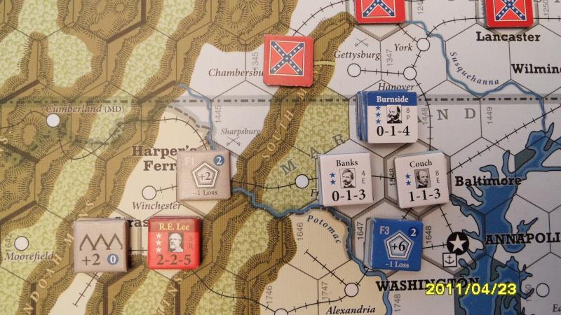 """CR: US Civil War de GMT  """"Campaign Game""""  - Page 2 Sam_2668"""