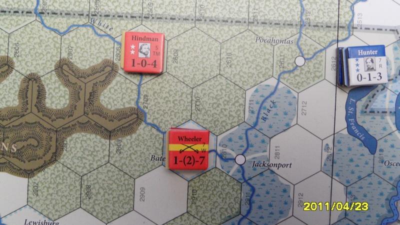 """CR: US Civil War de GMT  """"Campaign Game""""  - Page 2 Sam_2670"""