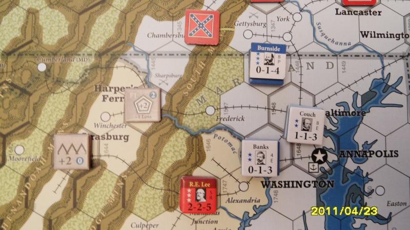 """CR: US Civil War de GMT  """"Campaign Game""""  - Page 2 Sam_2672"""