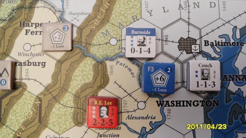 """CR: US Civil War de GMT  """"Campaign Game""""  - Page 2 Sam_2673"""