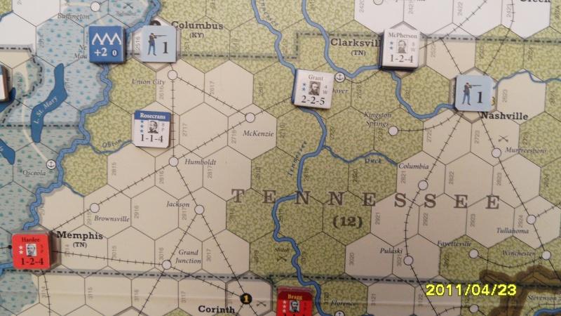 """CR: US Civil War de GMT  """"Campaign Game""""  - Page 2 Sam_2674"""
