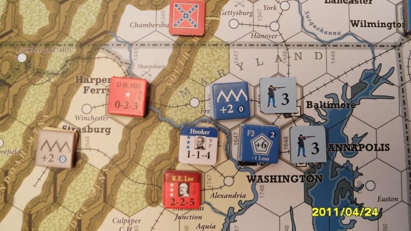 """CR: US Civil War de GMT  """"Campaign Game""""  - Page 2 Sam_2677"""