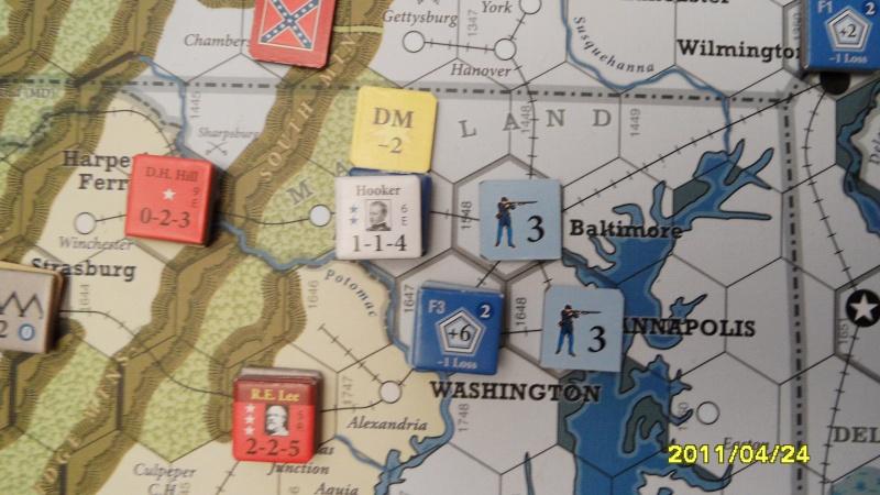 """CR: US Civil War de GMT  """"Campaign Game""""  - Page 2 Sam_2679"""