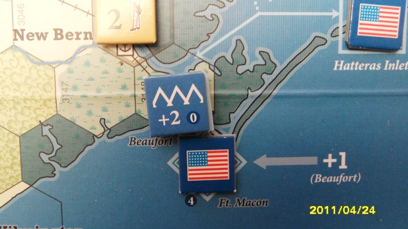 """CR: US Civil War de GMT  """"Campaign Game""""  - Page 2 Sam_2680"""