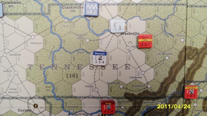 """CR: US Civil War de GMT  """"Campaign Game""""  - Page 2 Sam_2682"""