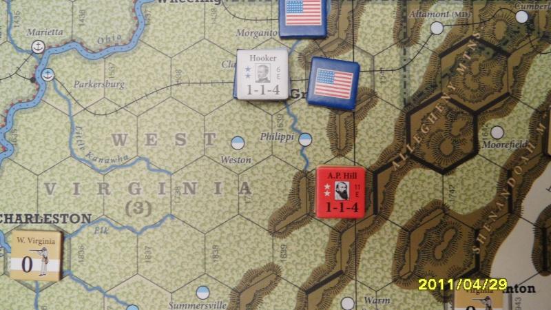 """CR: US Civil War de GMT  """"Campaign Game""""  - Page 2 Sam_2724"""