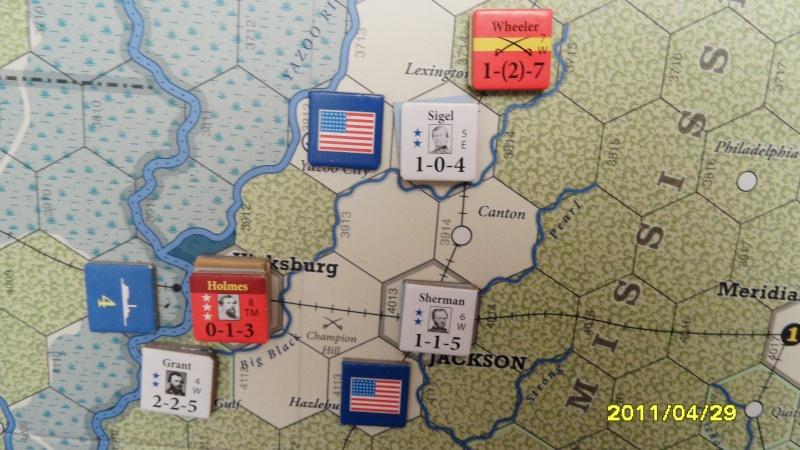 """CR: US Civil War de GMT  """"Campaign Game""""  - Page 2 Sam_2728"""