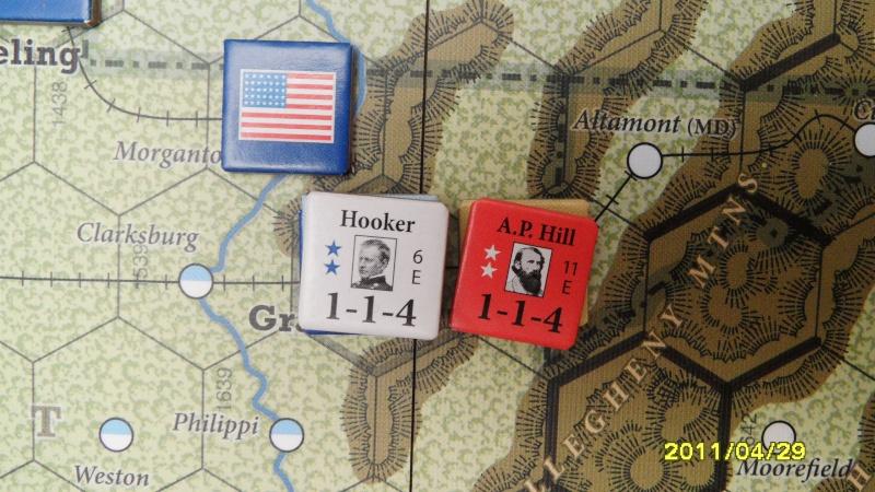 """CR: US Civil War de GMT  """"Campaign Game""""  - Page 2 Sam_2729"""