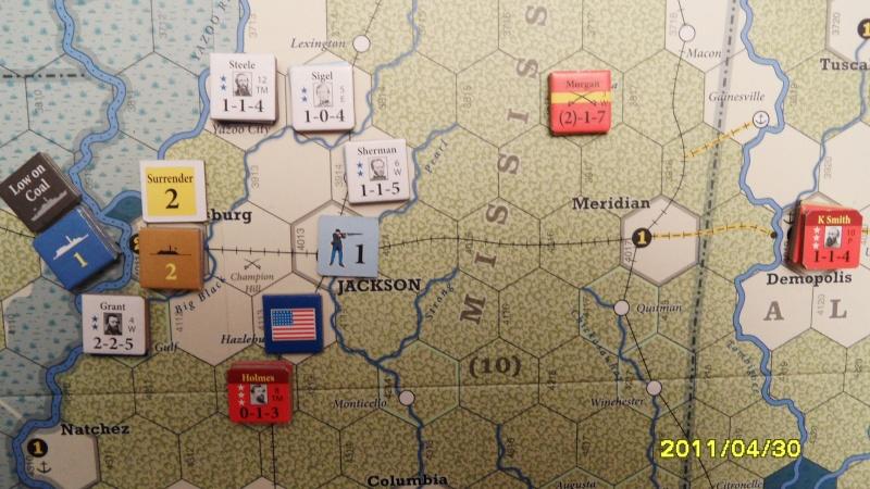 """CR: US Civil War de GMT  """"Campaign Game""""  - Page 2 Sam_2733"""