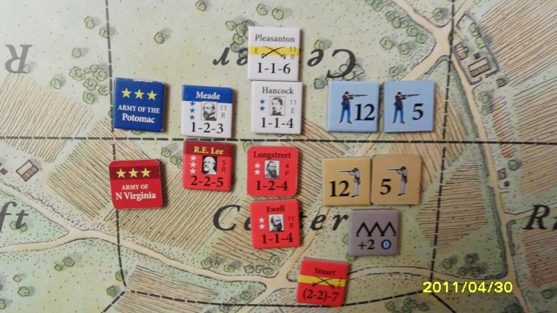 """CR: US Civil War de GMT  """"Campaign Game""""  - Page 2 Sam_2735"""