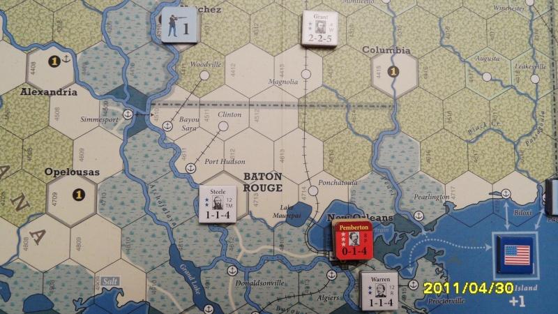 """CR: US Civil War de GMT  """"Campaign Game""""  - Page 3 Sam_2741"""
