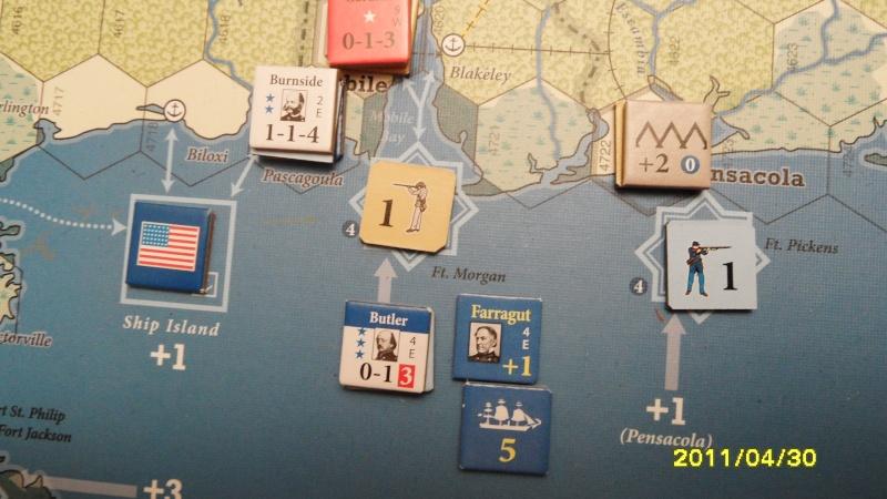 """CR: US Civil War de GMT  """"Campaign Game""""  - Page 3 Sam_2744"""