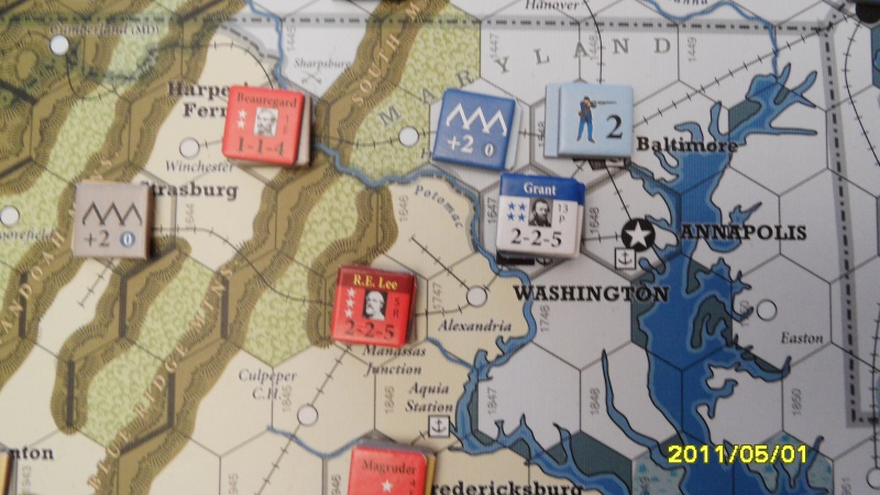 """CR: US Civil War de GMT  """"Campaign Game""""  - Page 3 Sam_2751"""