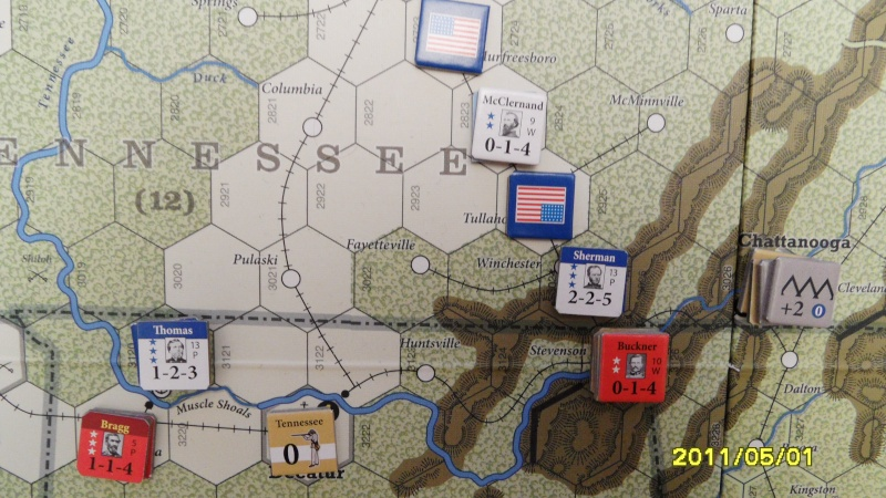 """CR: US Civil War de GMT  """"Campaign Game""""  - Page 3 Sam_2753"""