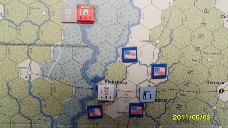 """CR: US Civil War de GMT  """"Campaign Game""""  - Page 3 Sam_2769"""