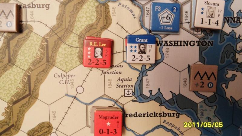 """CR: US Civil War de GMT  """"Campaign Game""""  - Page 3 Sam_2813"""