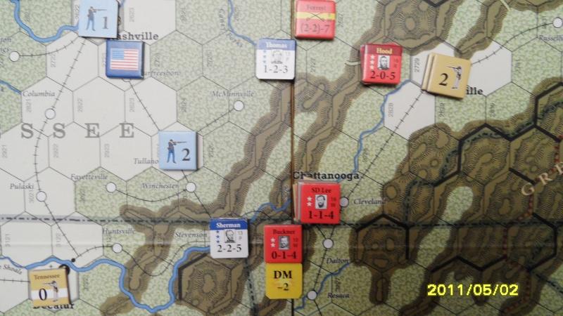 """CR: US Civil War de GMT  """"Campaign Game""""  - Page 3 Sam_2814"""