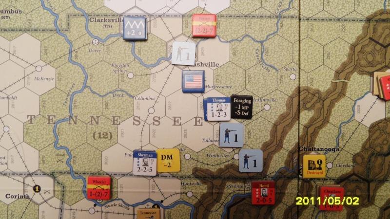 """CR: US Civil War de GMT  """"Campaign Game""""  - Page 3 Sam_2823"""