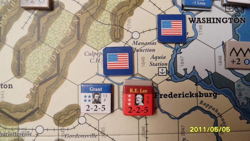 """CR: US Civil War de GMT  """"Campaign Game""""  - Page 3 Sam_2832"""