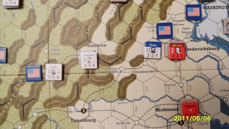"""CR: US Civil War de GMT  """"Campaign Game""""  - Page 3 Sam_2833"""