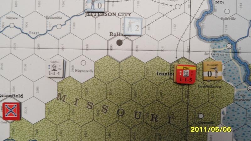 """CR: US Civil War de GMT  """"Campaign Game""""  - Page 3 Sam_2839"""