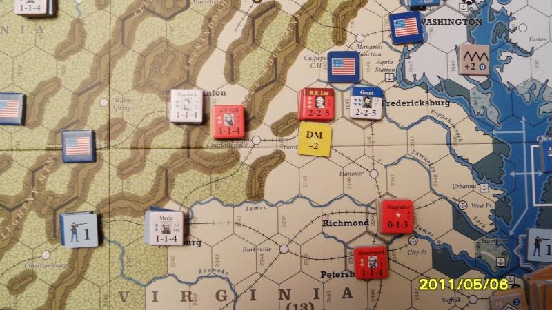 """CR: US Civil War de GMT  """"Campaign Game""""  - Page 3 Sam_2840"""