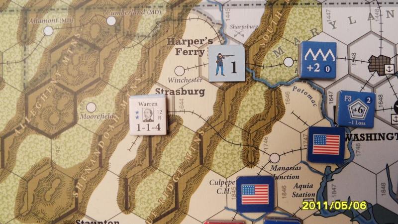 """CR: US Civil War de GMT  """"Campaign Game""""  - Page 3 Sam_2843"""