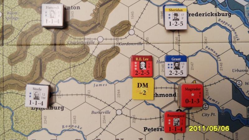 """CR: US Civil War de GMT  """"Campaign Game""""  - Page 3 Sam_2845"""