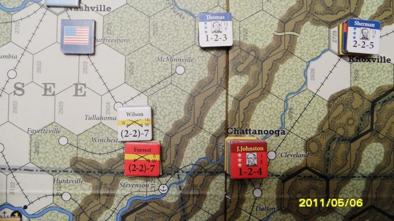 """CR: US Civil War de GMT  """"Campaign Game""""  - Page 3 Sam_2849"""