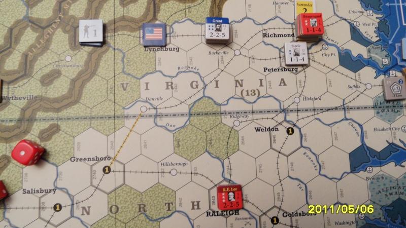 """CR: US Civil War de GMT  """"Campaign Game""""  - Page 3 Sam_2850"""